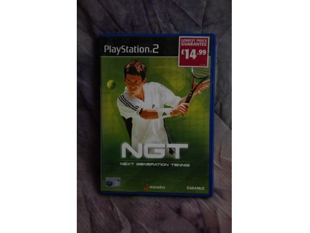 IGRICA ZA PLAY STATION 2 - NGT
