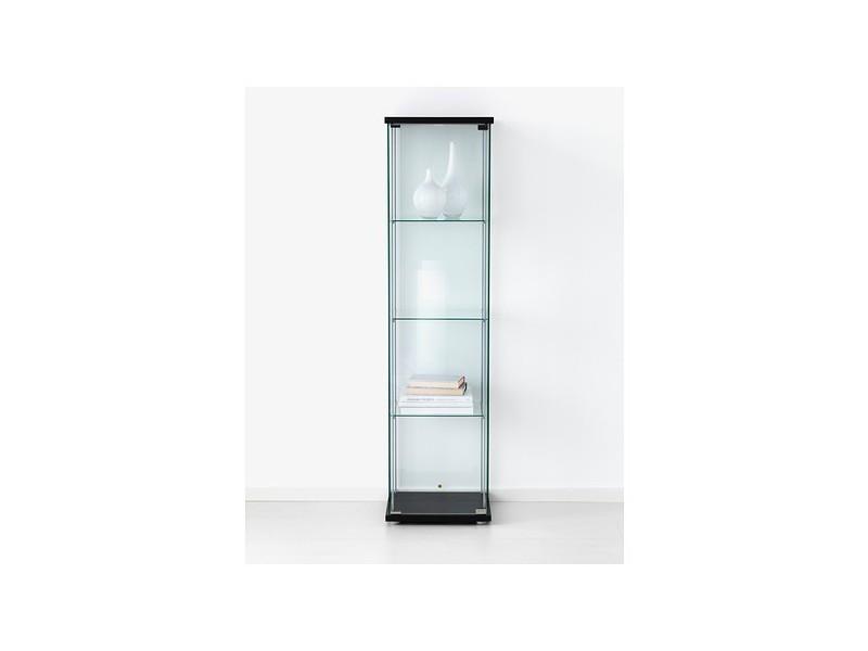 Ikea staklena vitrina novo 43395369 - Vitrina detolf ...