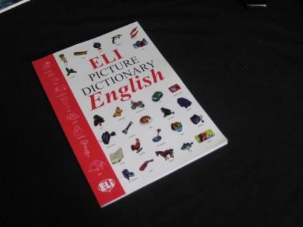 ILUSTROVANI ENGLESKI REČNIK