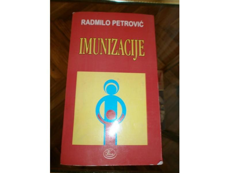 IMUNIZACIJE     Radmilo Petrovic