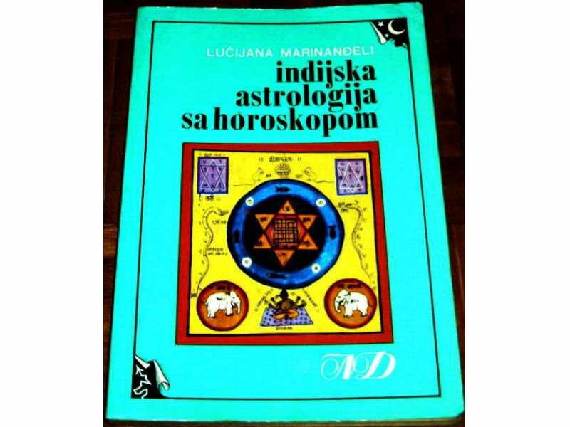 INDIJSKA ASTROLOGIJA SA HOROSKOPOM - L. Marinanđeli