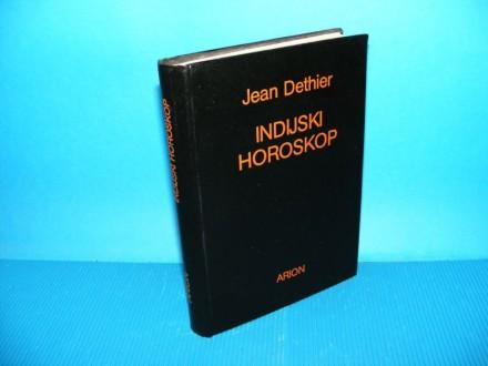INDIJSKI HOROSKOP  Jean Dethier  (besplatna dostava)