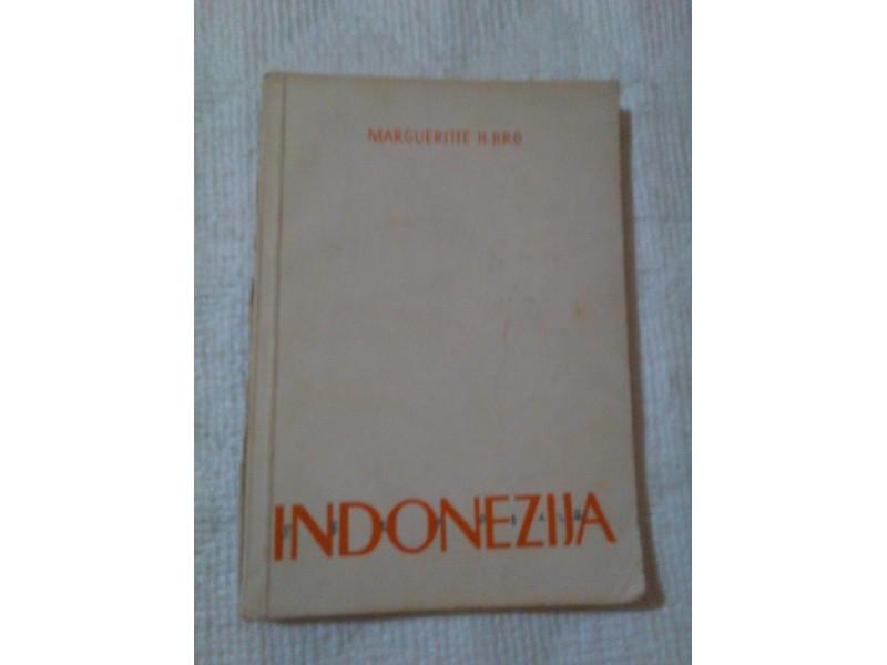 INDONEZIJA - Margueritte H. Bro