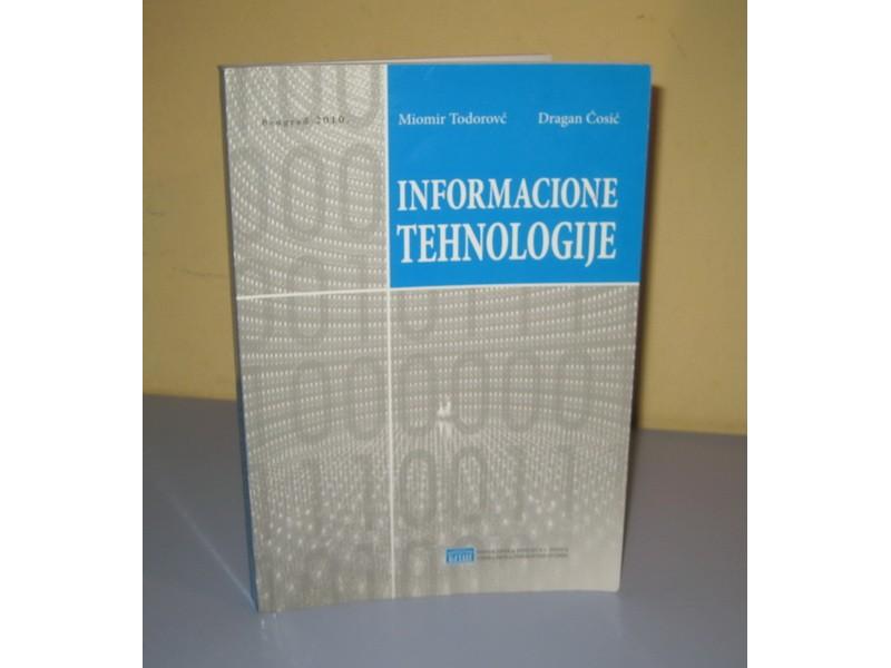 INFORMACIONE TEHNOLOGIJE
