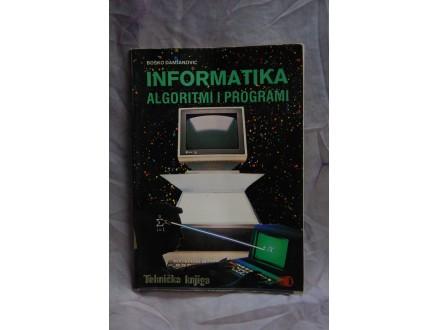 INFORMATIKA - ALGORITMI I PROGRAMI