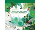 INSPIRISANI AMAZONIJOM: 70 ANTISTRES CRTEŽA ZA BOJENJE - Grupa autora
