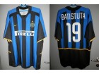 INTER FC 2002-03 Gabriel Batistuta Ultra redak dres !!!