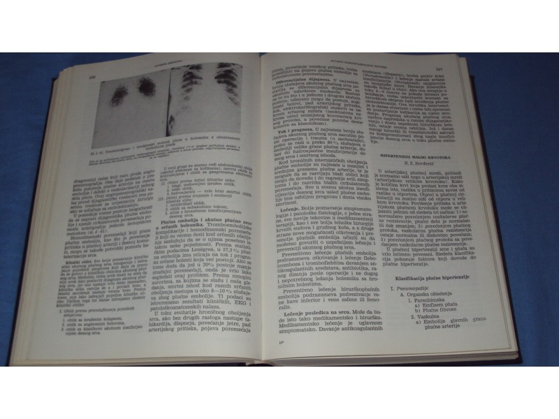 INTERNA MEDICINA - 1975 godina