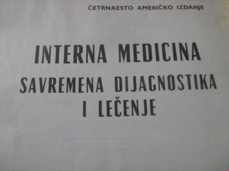 INTERNA MEDICINA-XIV americko izdanje