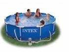 INTEX bazen konstrukcija 305x76 sa pumpom NOV