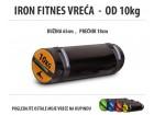 IRON Fitnes vreća - težine 10kg