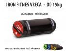 IRON Fitnes vreća - težine 15kg