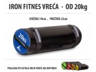 IRON Fitnes vreća - težine 20kg