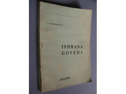 ISHRANA GOVEDA - Dr. Cedomir Obracevic