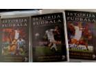 ISTORIJA FUDBALA - 1,2,3   /   DVD original