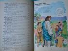 ISUS-Жизнь Иисуса Христа -красочные иллюстрации./K416/