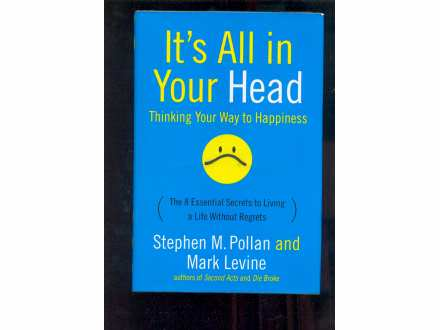 IT`S ALL IN YOUR HEAD S.POLLAN-MARK LEVINE