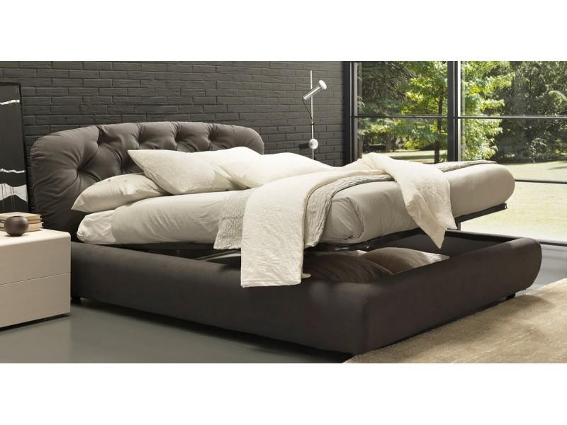 ITALIAN DESIGN: Bračni krevet sa spremnikom