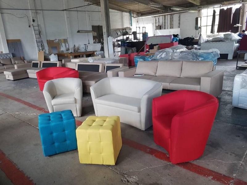 ITALIAN DESIGN: Klub Fotelja i Dvosed