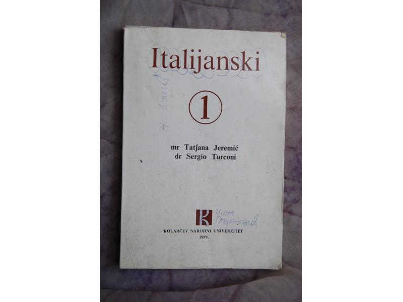 ITALIJANSKI 1