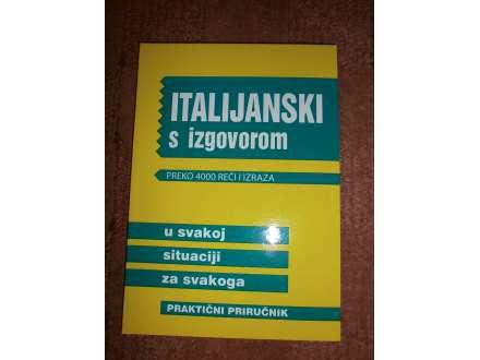 ITALIJANSKI S IZGOVOROM  preko 4000reci i izraza