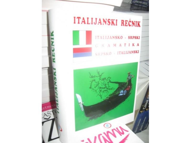 ITALIJANSKO SRPSKI - SRPSKO ITALIJANSKI RECNIK