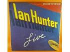 Ian Hunter – Welcome To The Club - Live, 2 x LP