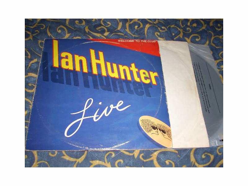 Ian Hunter - Welcome To The Club - Live