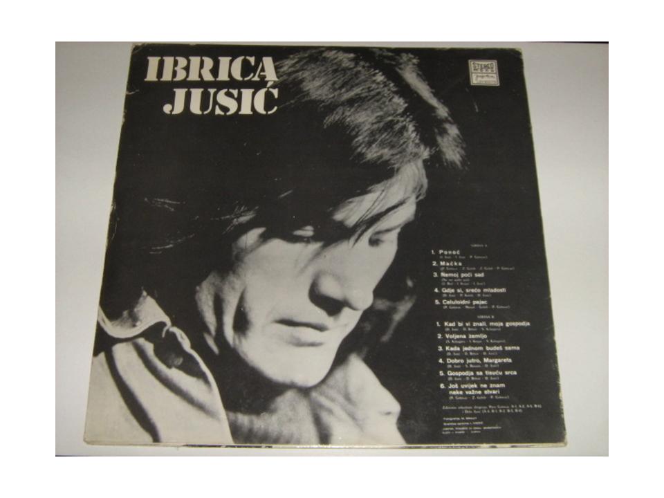 Ibrica Jusić - Ibrica Jusić