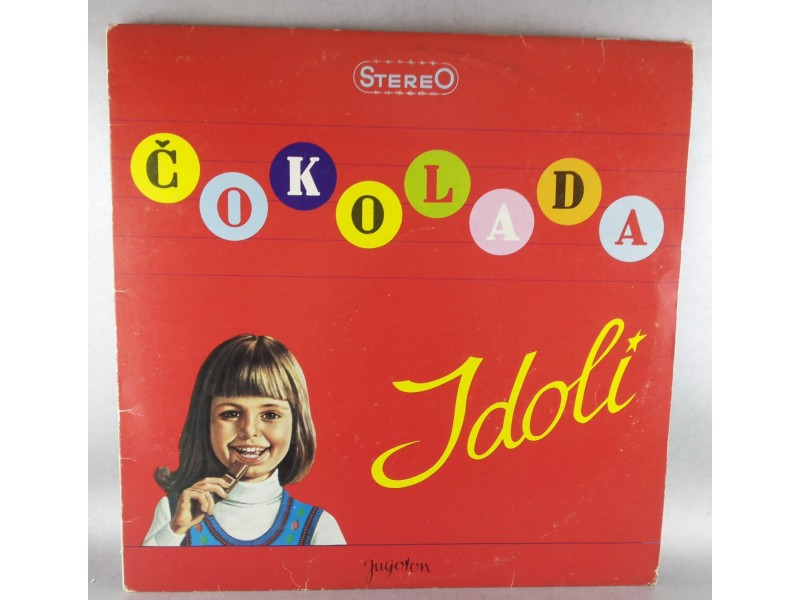 Idoli - Čokolada, LP