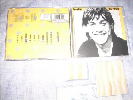 Iggy Pop - Lust For Life CD