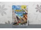 Igra za Nintendo Wii - Sim City Creator