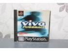 Igra za PS1 - Viva Fussball