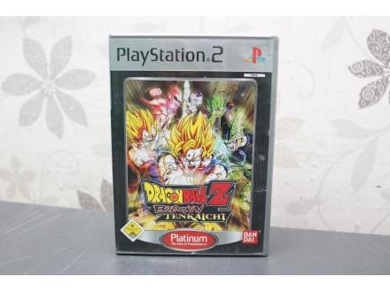 Igra za PS2  - DragonBall Z Budokai Tenkaichi
