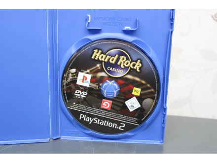 Igra za PS2  - Hard Rock Casino