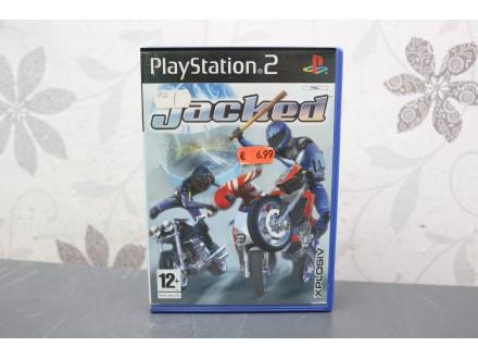 Igra za PS2  - Jacked