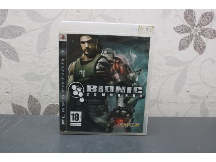 Igra za PS3 - Bionic Commando
