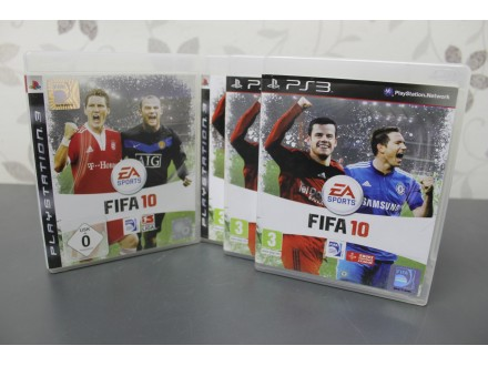 Igra za PS3 - FIFA 10