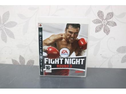 Igra za PS3 - Fight  Night round 3