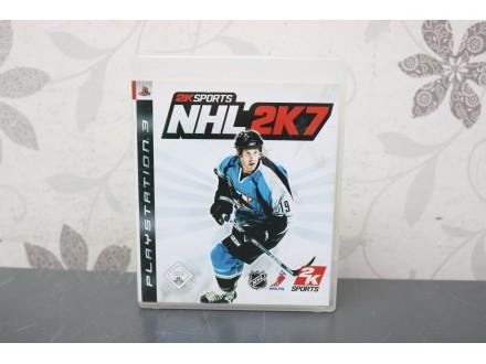 Igra za PS3 - NHL 2k7