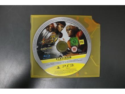 Igra za PS3 - Street Fighter IV
