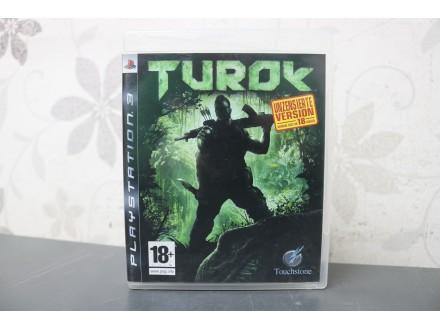 Igra za PS3 - Turok