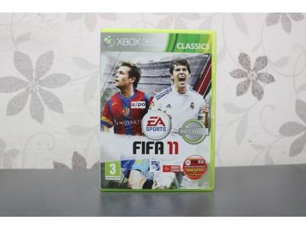 Igra za Xbox 360 - FIFA 11