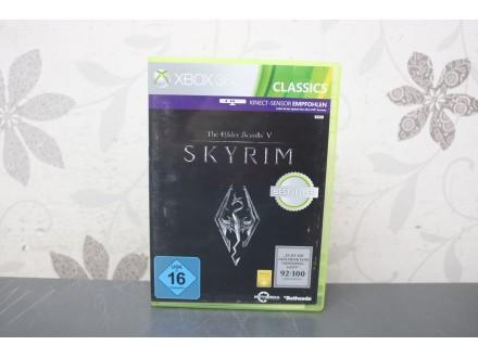 Igra za Xbox 360 - Skyrim classic
