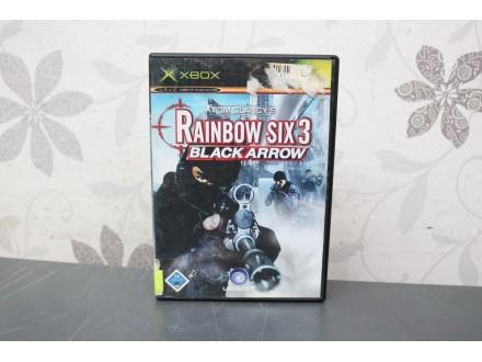 Igra za Xbox Classic - Rainbow Six 3 Black Arrow