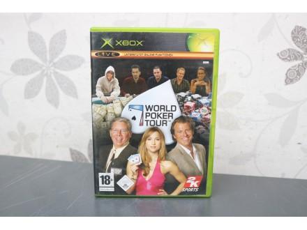 Igra za Xbox Classic - World Poker Tour