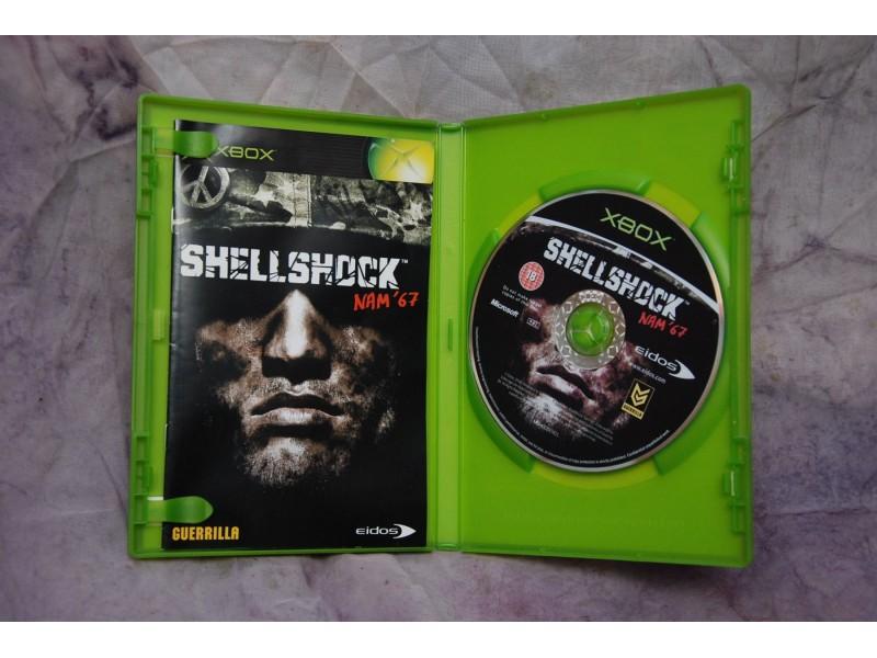 Igrica za XBOX - SHELLSHOCK NAM 67