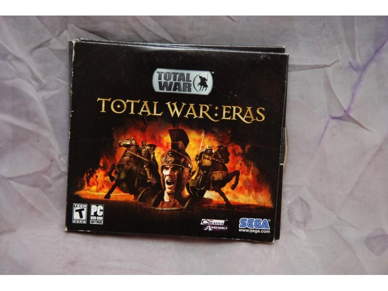 Igrica za računar TOTAL WAR  ERAS