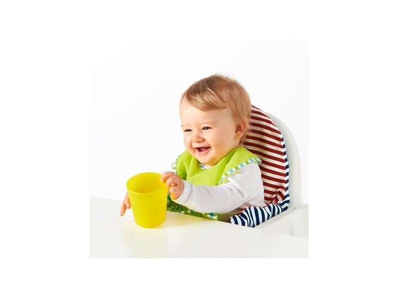Ikea Kalas šarene plastične čaše za decu