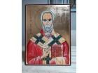 Ikonopisana ikona Svetog Nikole